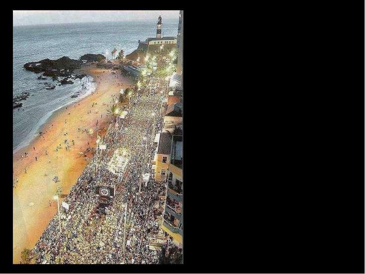 Бразильский карнавал- это экзотическая смесь европейской изысканности, древни...