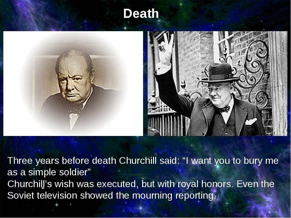 the life and career of winston leonard spencer churchill Sir winston leonard spencer-churchill churchill had a lisp that continued throughout his career throughout his life winston churchill suffered from clinical.