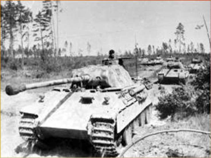 Располагая данными о времени начала германского наступления, советское команд...