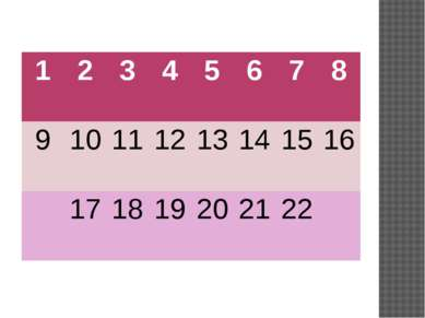 2. Найдите закономерность и запишите следующие два числа в ряду чисел: (50 у....