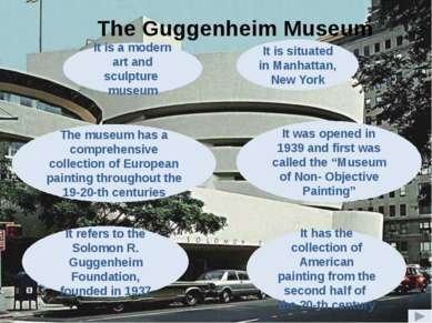 The Heritage of the Museum The museum's collections include large numbers of ...