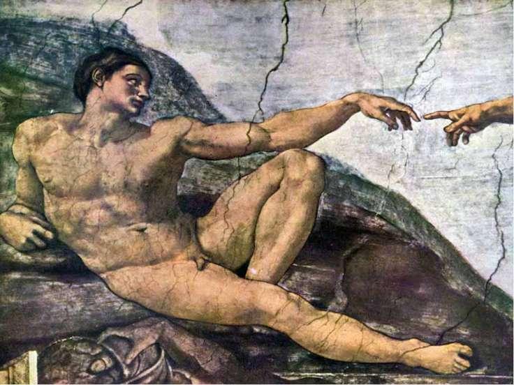 Мікеланджело Буонарроті(1475—†1564) прожив довге і трагічне життя, повне вел...