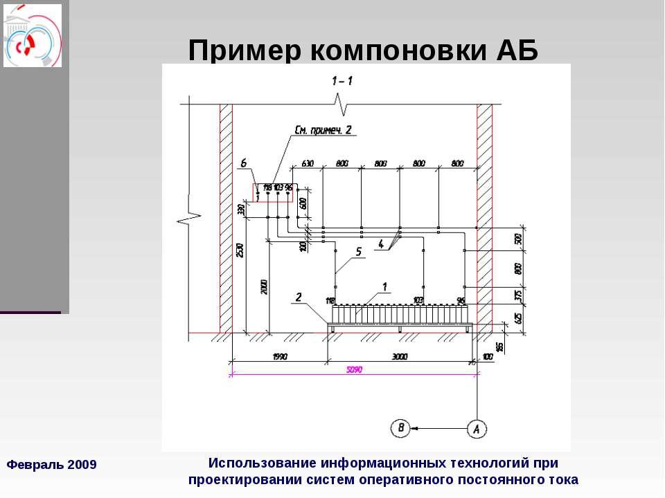 Февраль 2009 Использование информационных технологий при проектировании систе...