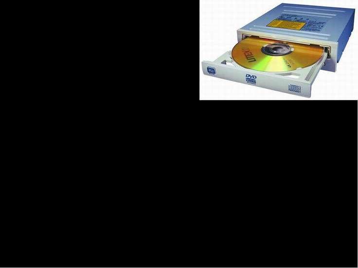 Жесткие магнитные диски представляют собой несколько десятков дисков, размещ...