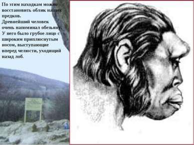 По этим находкам можно восстановить облик наших предков. Древнейший человек о...
