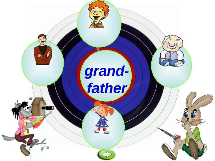 y grand-father e a i