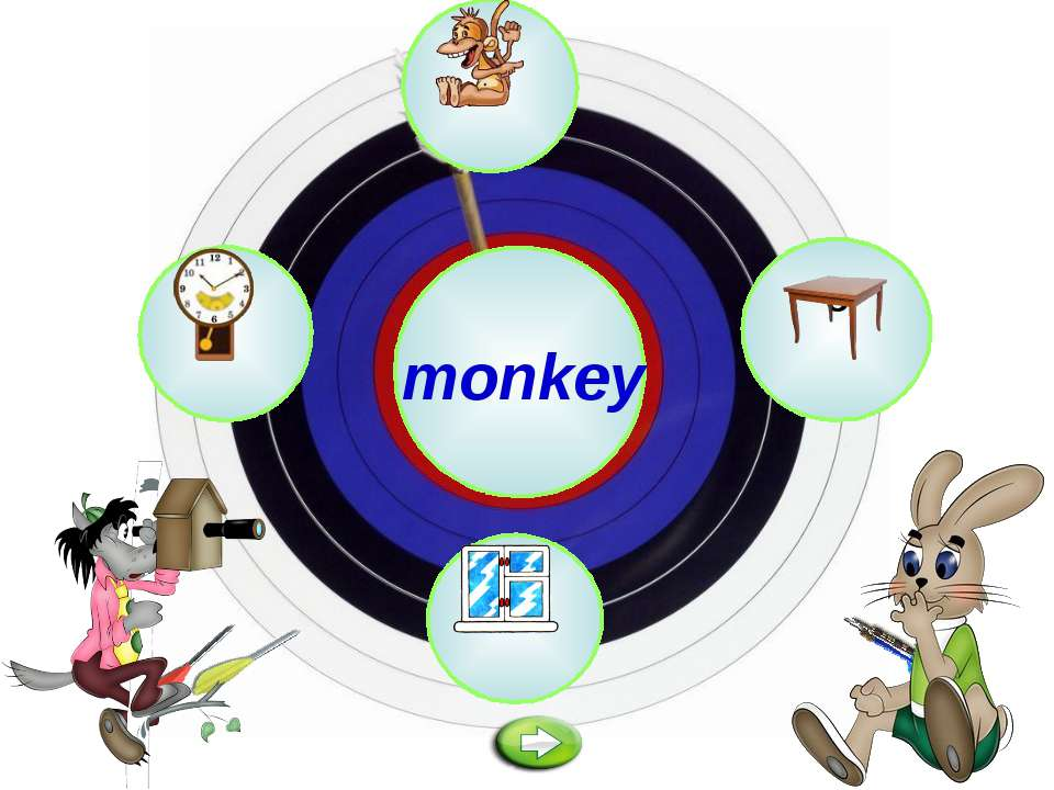 y monkey u e o