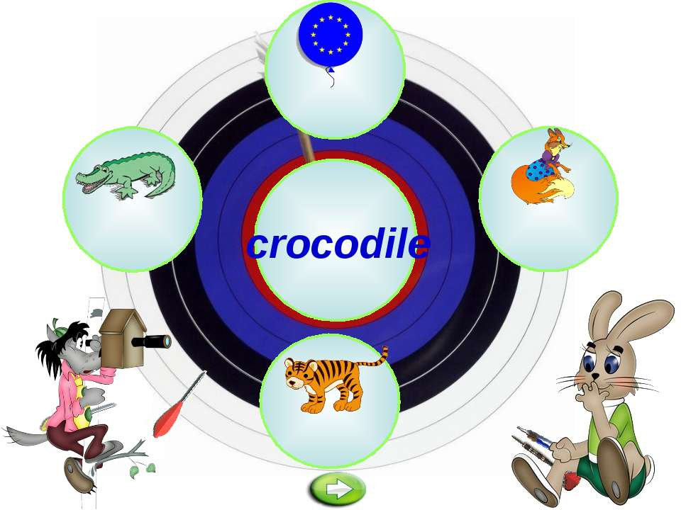 e crocodile y i a