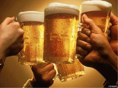 Миф. Пиво - полезный алкогольный напиток. Некоторые личности утверждают, что ...