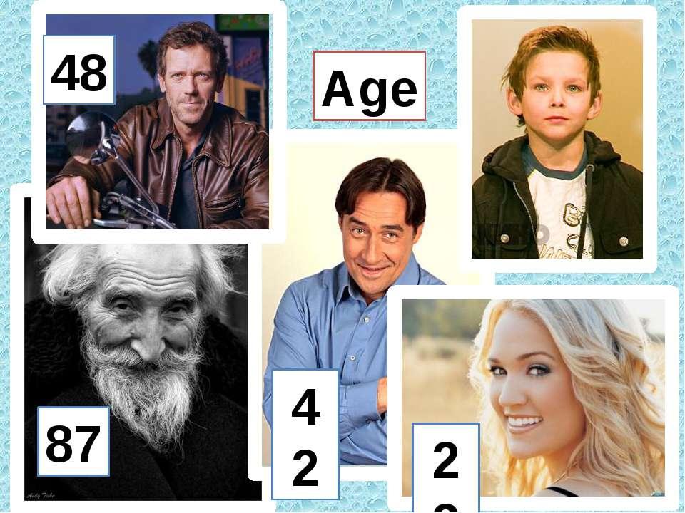 87 42 Age 23 48