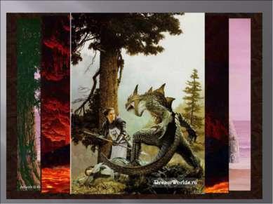 Известный американский художник фэнтези-арт Кит Паркинсон родился в Восточном...
