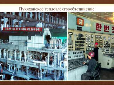 Пукчханское теплоэлектрообъединение