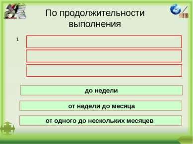 По характеру координации Проект с открытой, явной координацией – координатор ...