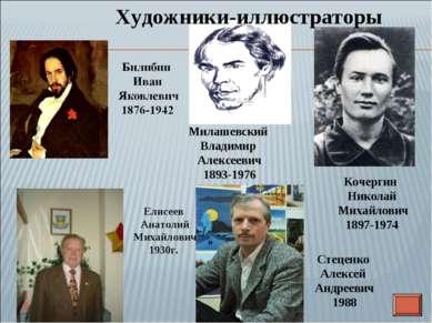 Милашевский Владимир Алексеевич 1893-1976 Кочергин Николай Михайлович 1897-19...