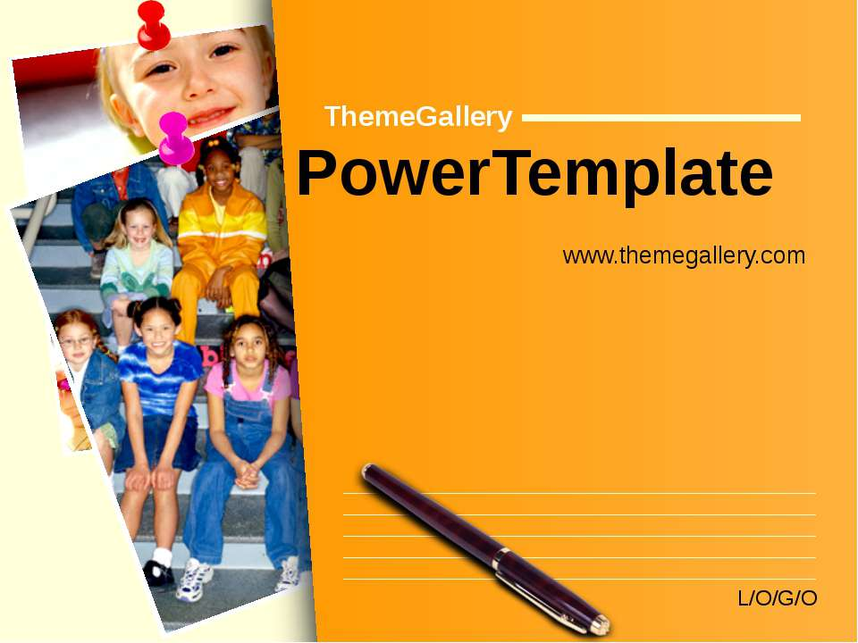 PowerTemplate www.themegallery.com ThemeGallery L/O/G/O www.themegallery.com