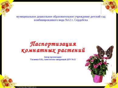 муниципальное дошкольное образовательное учреждение детский сад комбинированн...