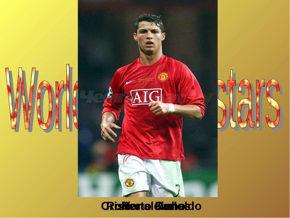 Ronaldinho Roberto Carlos Cristiano Ronaldo