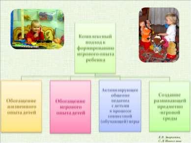Е.В. Зворыгина, С.Л. Новоселова