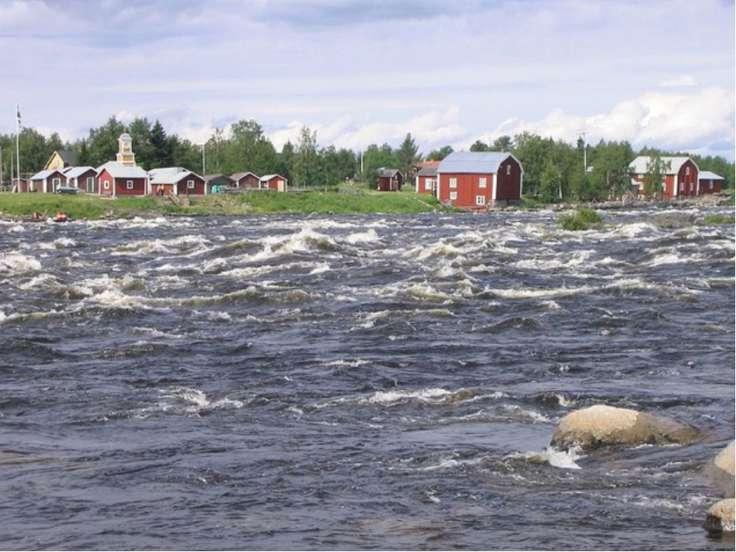 Река Кемийоки Река Оулуйоки Река Турне-Эльв Торнионйоки Количество рек в Финл...