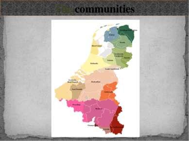 The communities