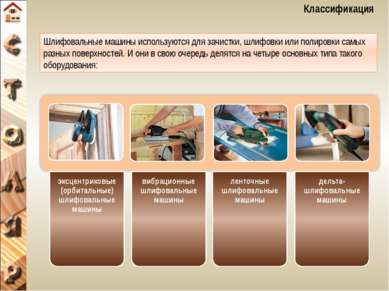 Шлифовальные машиныиспользуются для зачистки, шлифовки или полировки самых р...