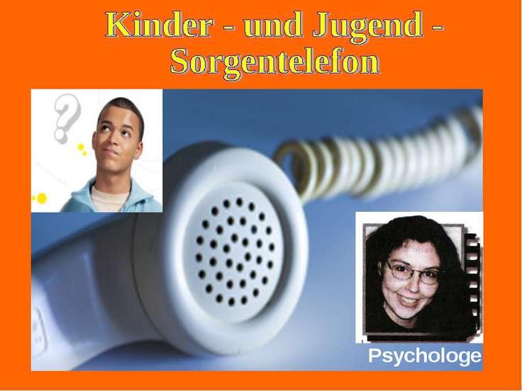 Psychologe