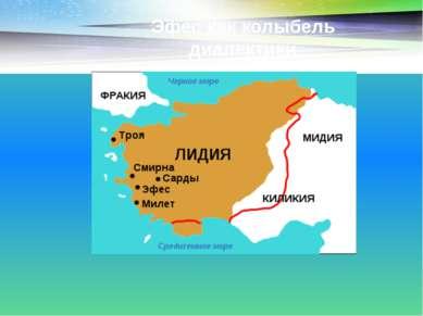 Эфес как колыбель диалектики