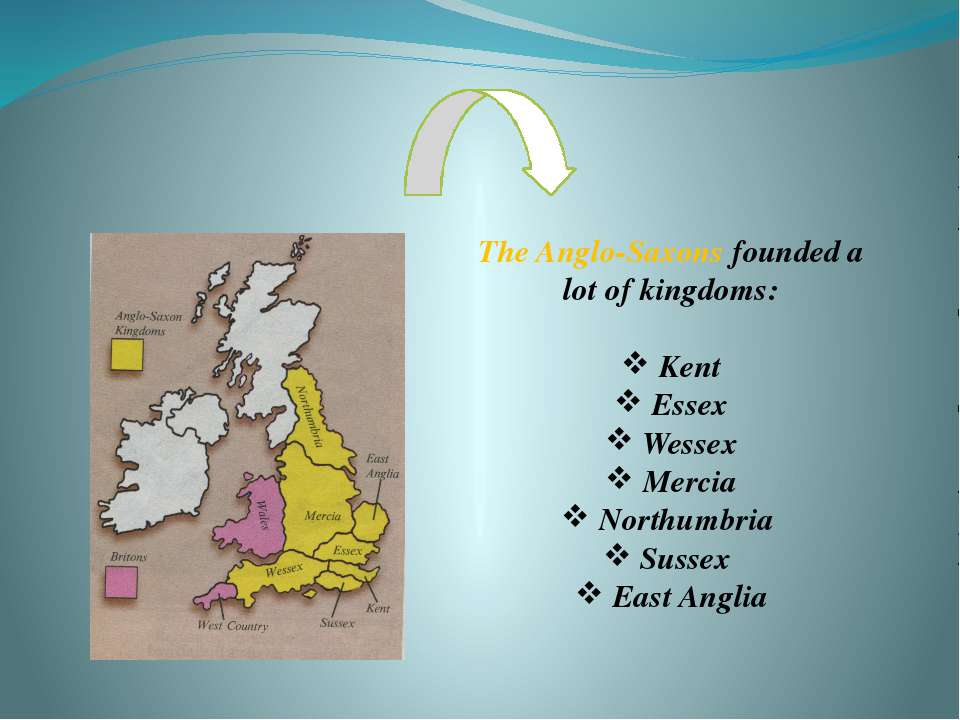 In 789 the Vikings began to attack the British Isles. In 870 only Wessex was ...