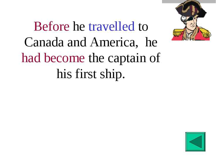 Before he travelled to Canada and America, he had become the captain of his f...