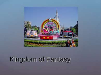 Kingdom of Fantasy
