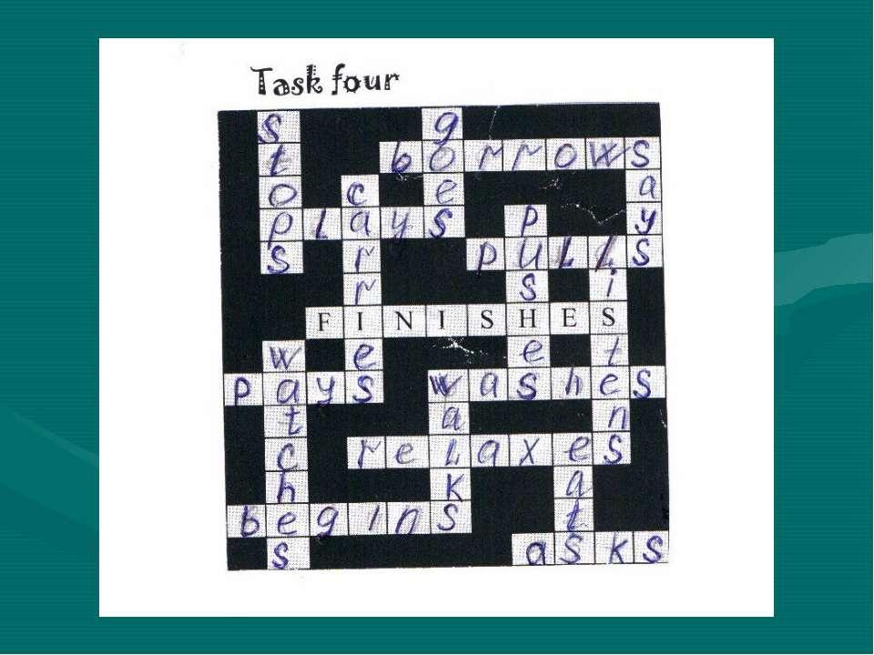 Task four