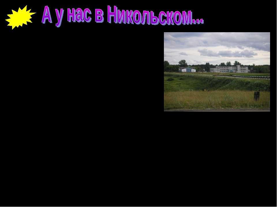 В селе около 20 татарских семей. Это семьи Набиулиных, Хаматнуровых, Хабибулл...