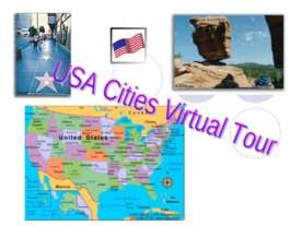 USA Cities Virtual Tour