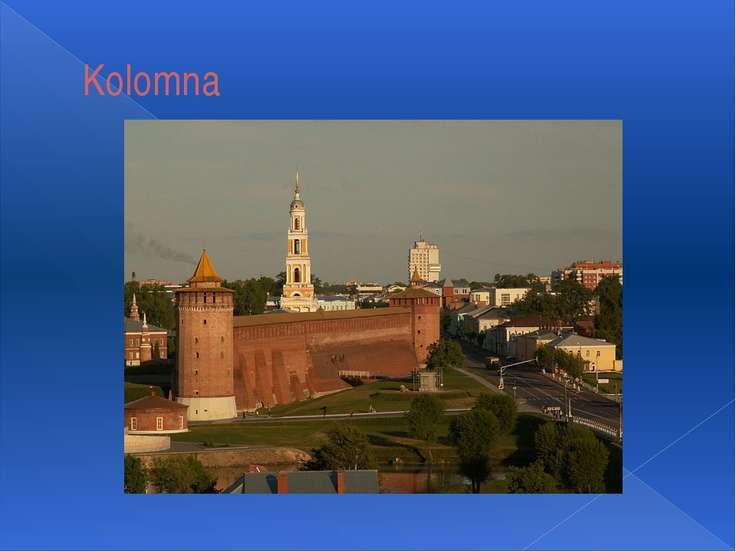 Kolomna