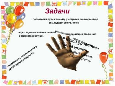 Задачи стимуляция развития речи у детей раннего возраста подготовка руки к пи...