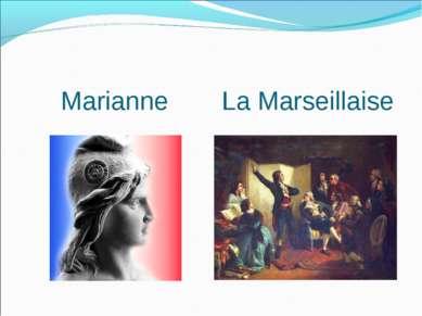 Marianne La Marseillaise