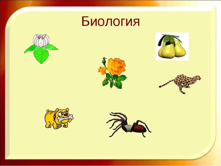 Биология http://aida.ucoz.ru