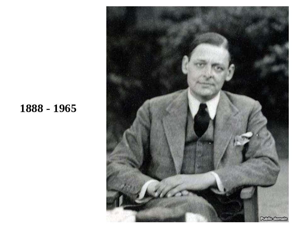 1888 - 1965