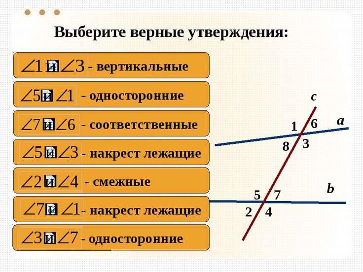 Задача № 1 Дано: 1= 75°, 1 = 2 Доказать: а ll b 1 2 а b c 3