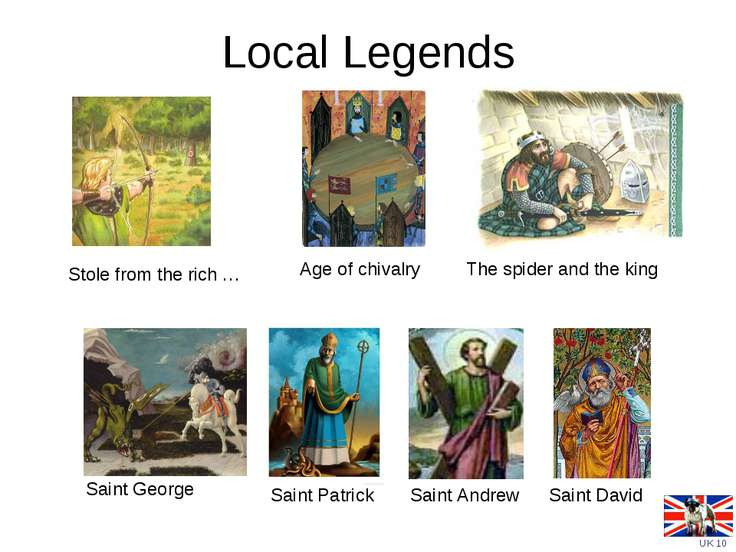 Local Legends