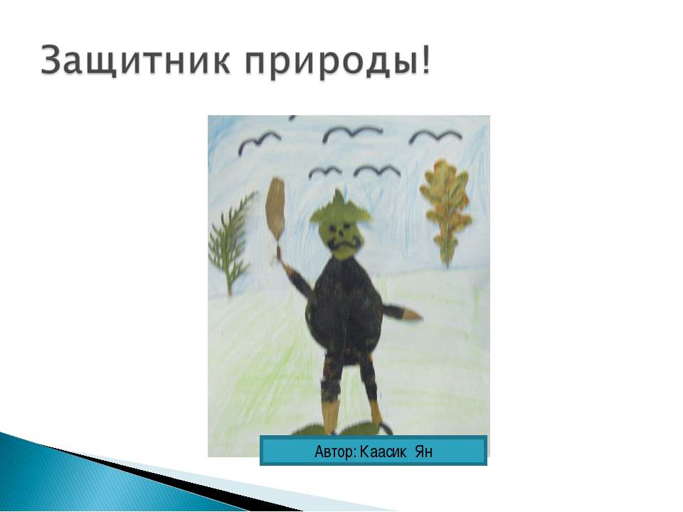 Автор: Каасик Ян