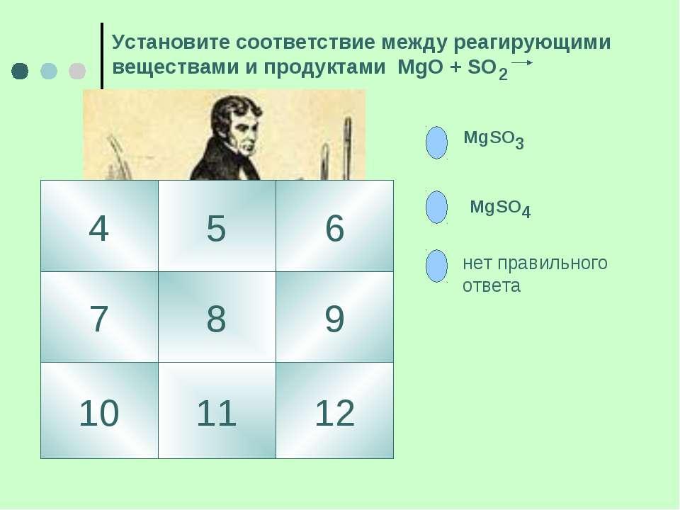 4 5 10 7 9 8 6 12 11 нет правильного ответа