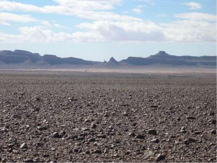 Каменистые пустыни