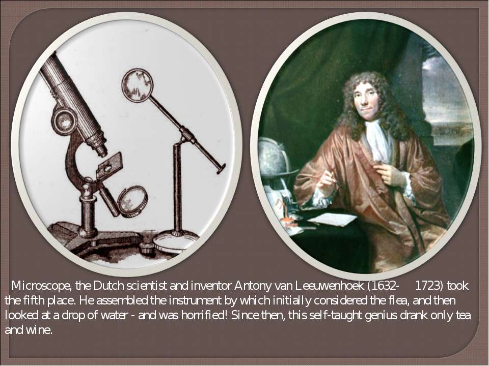 the life and times of biologist antony van leeuwenhoek