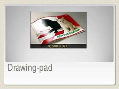 Drawing-pad