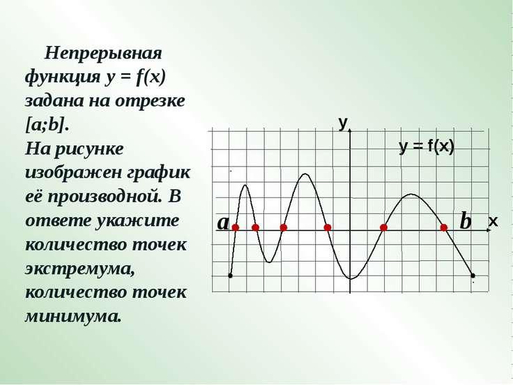 Угол наклона касательной с осью Ох тупой, значит k < o. Из прямоугольного тре...