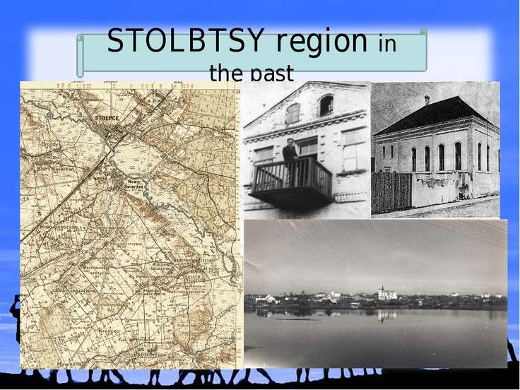 STOLBTSY region in the past