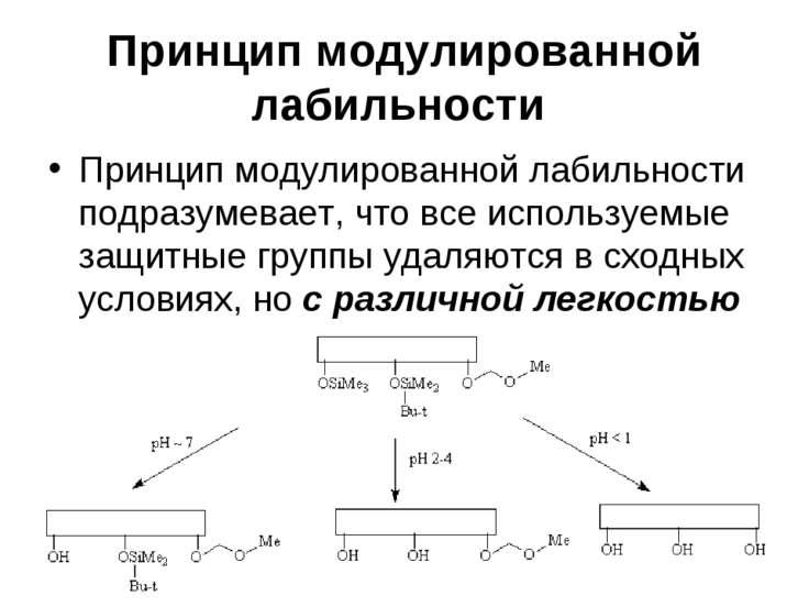 Принцип модулированной лабильности Принцип модулированной лабильности подразу...