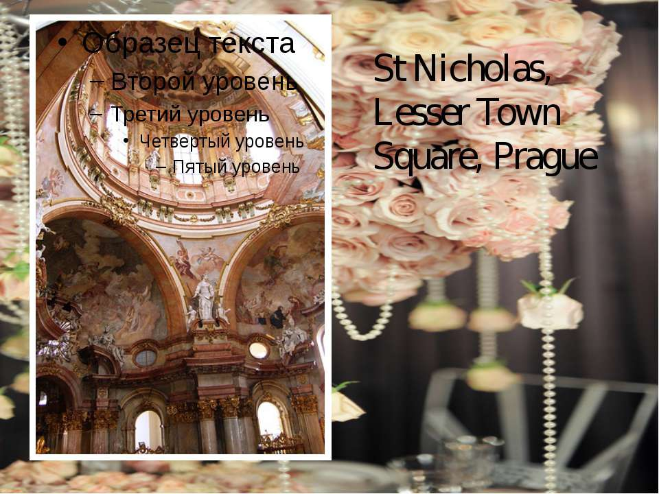 St Nicholas, Lesser Town Square, Prague
