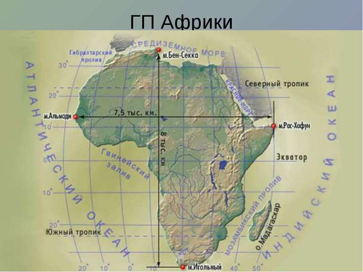 ГП Африки